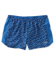 Circuit Running Shorts, Print