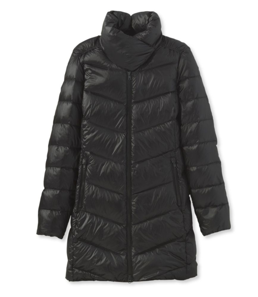L.L.Bean Micropuff Down Coat