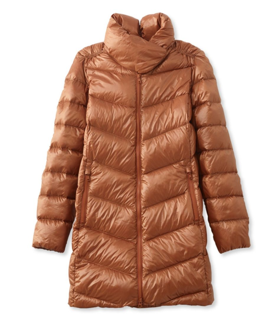 Warm and Light Down Coat