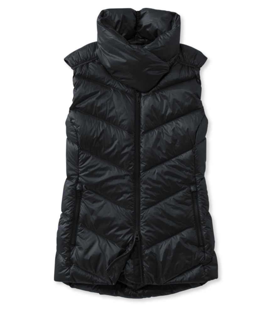 photo: L.L.Bean Warm And Light Vest