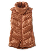 Women's Warm and Light Down Vest