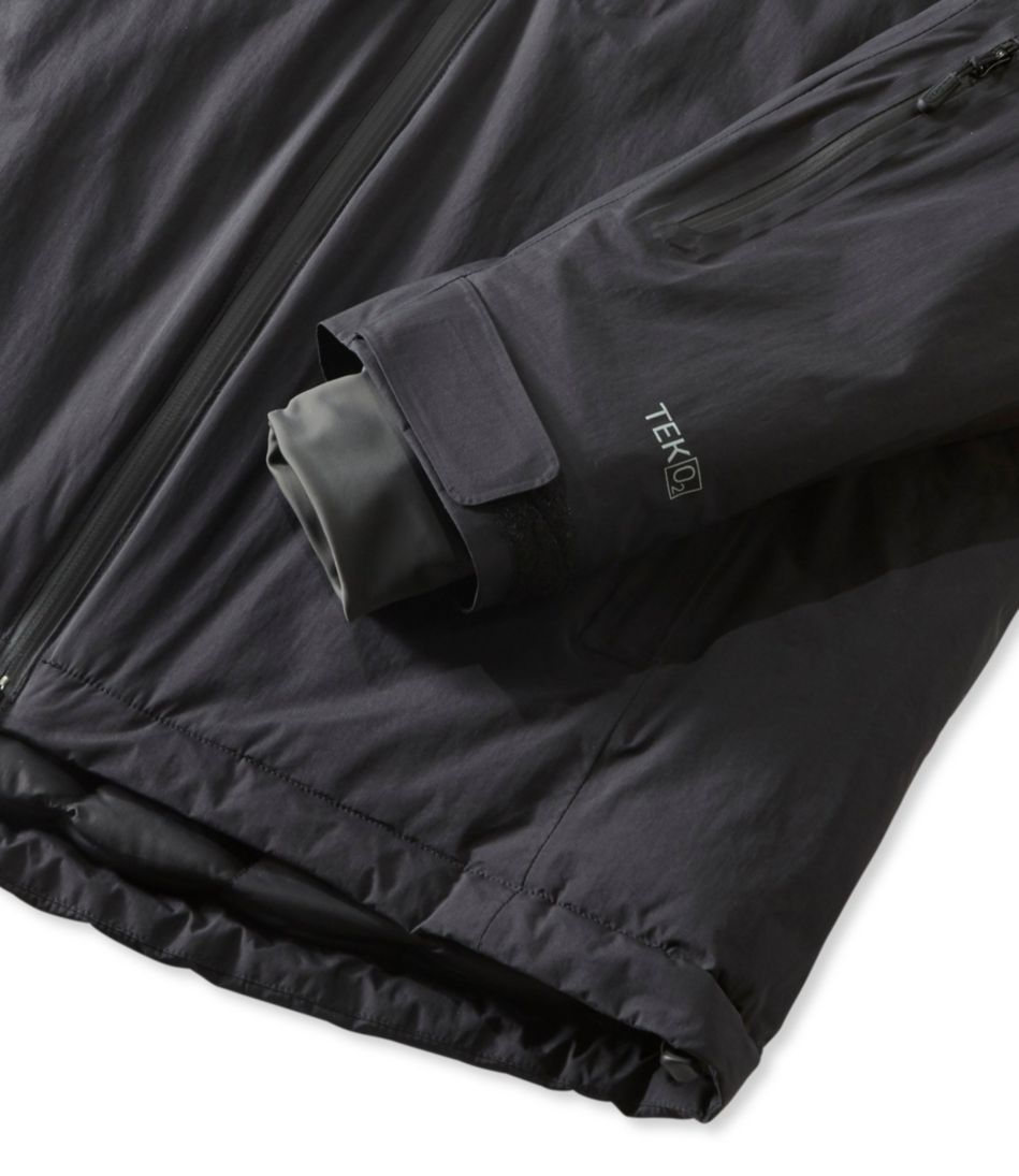 Waterproof Down Ski Jacket
