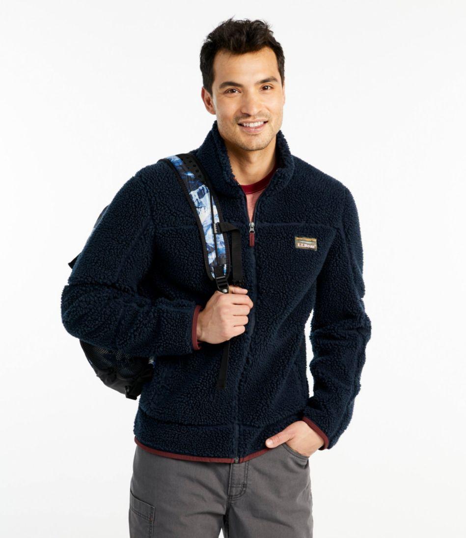 Mountain Pile Fleece Jacket