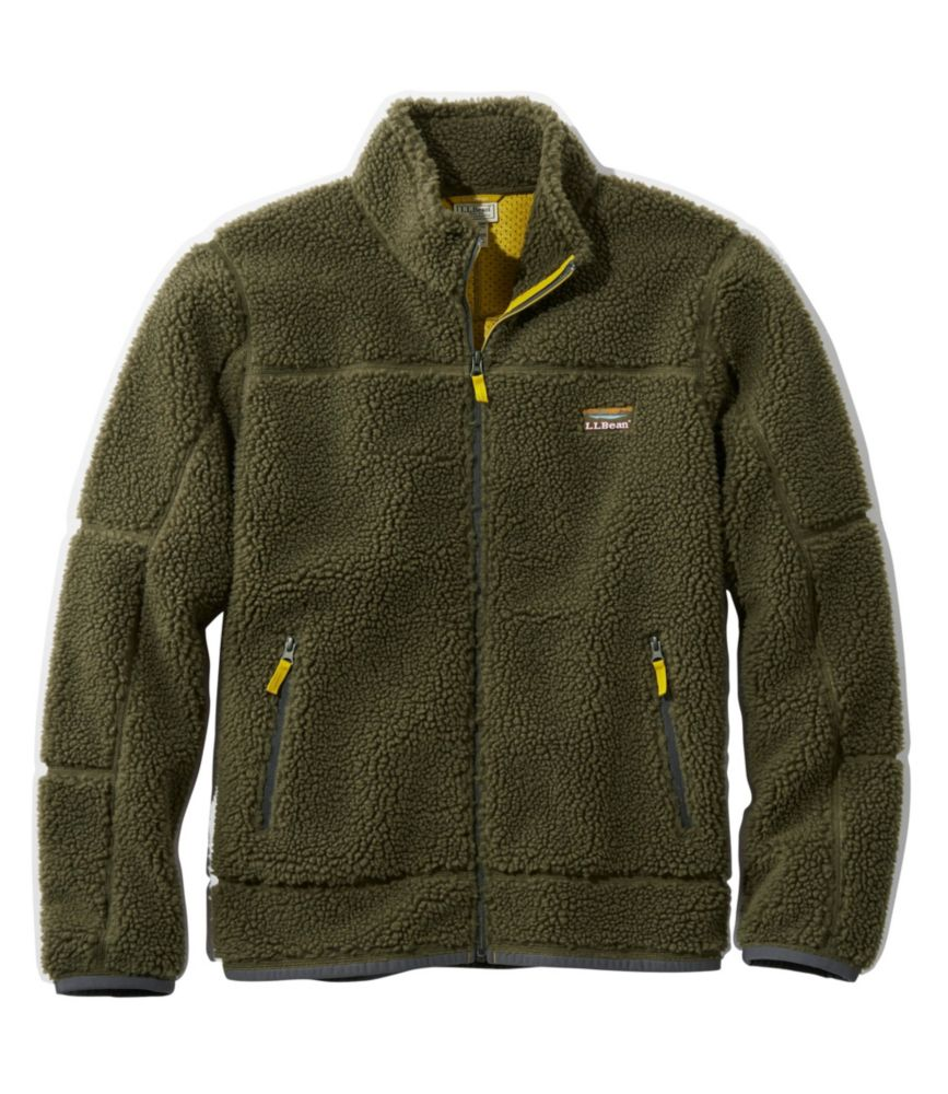 L.L.Bean Mountain Pile Fleece