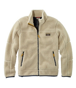 Men's Mountain Pile Fleece Jacket