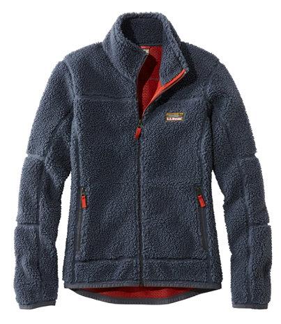 Women's Mountain Pile Fleece Jacket | Free Shipping at L.L.Bean
