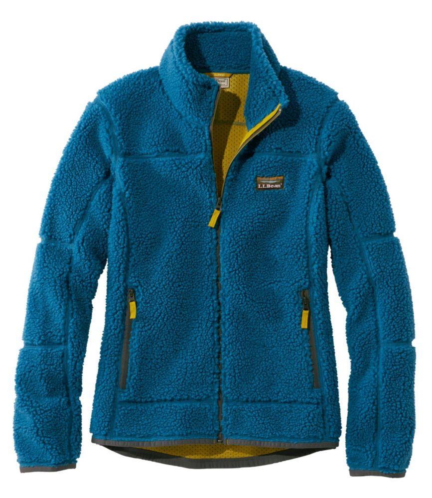 L.L.Bean Traverse Sherpa Fleece Jacket