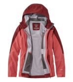 Women's TEK O2 3L Storm Jacket, Colorblock