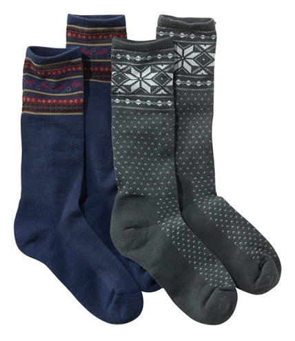 s graphic boot socks two pack free shipping at l