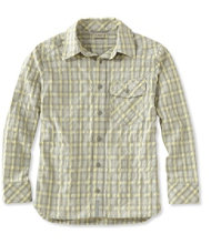 Boys' Cool Weave Shirt Plaid