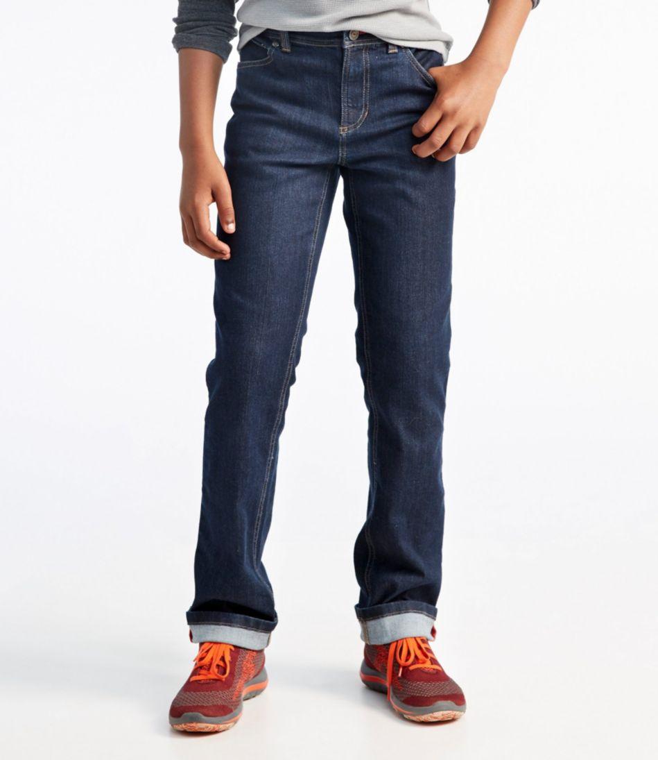 Boys' Performance Stretch Jeans