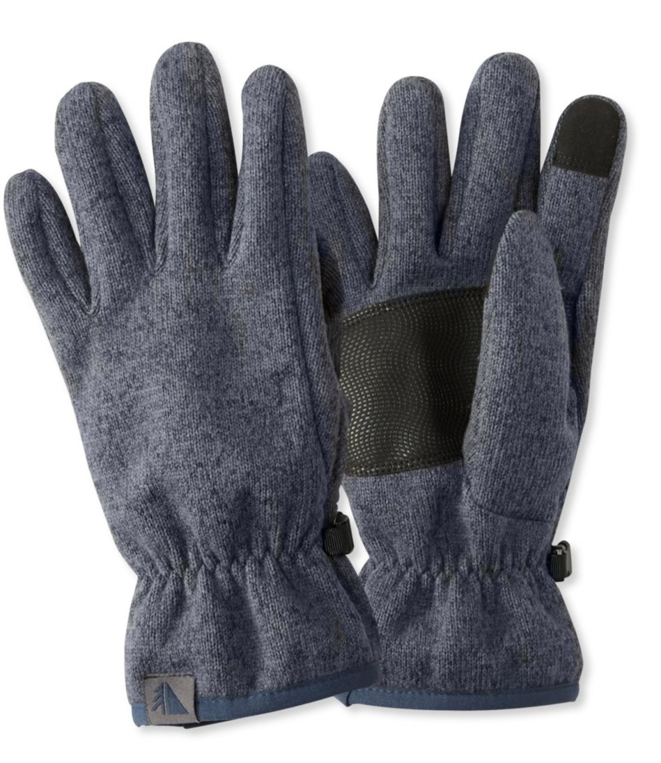 Windproof Sweater Fleece Gloves