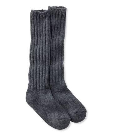 Wool Ragg Socks, 16""