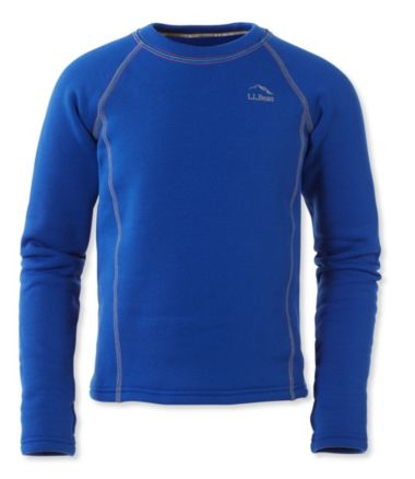 Kids' Polartec Base Layer, Long-Sleeve Top