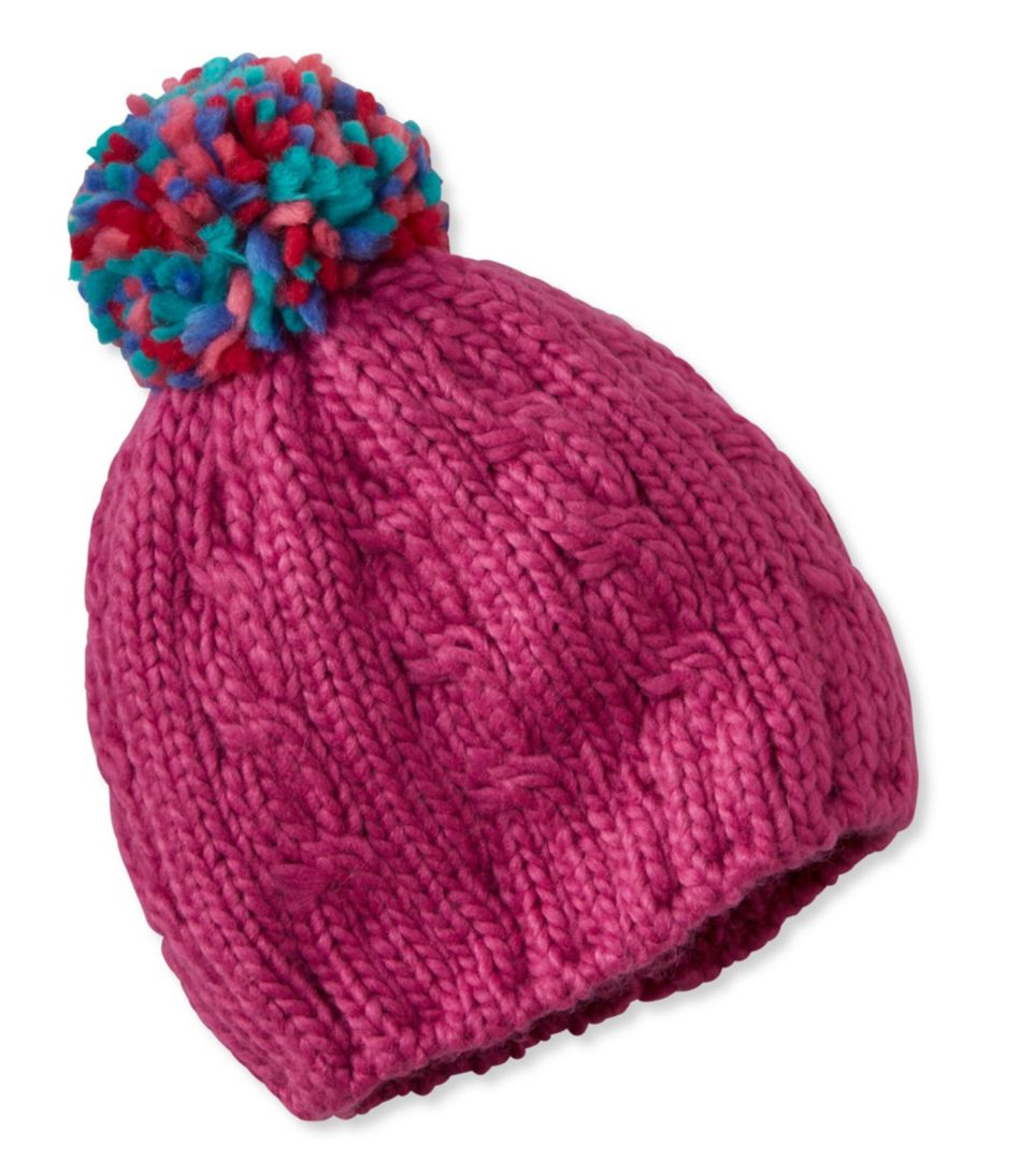 Toddlers' Katahdin Cable Hat