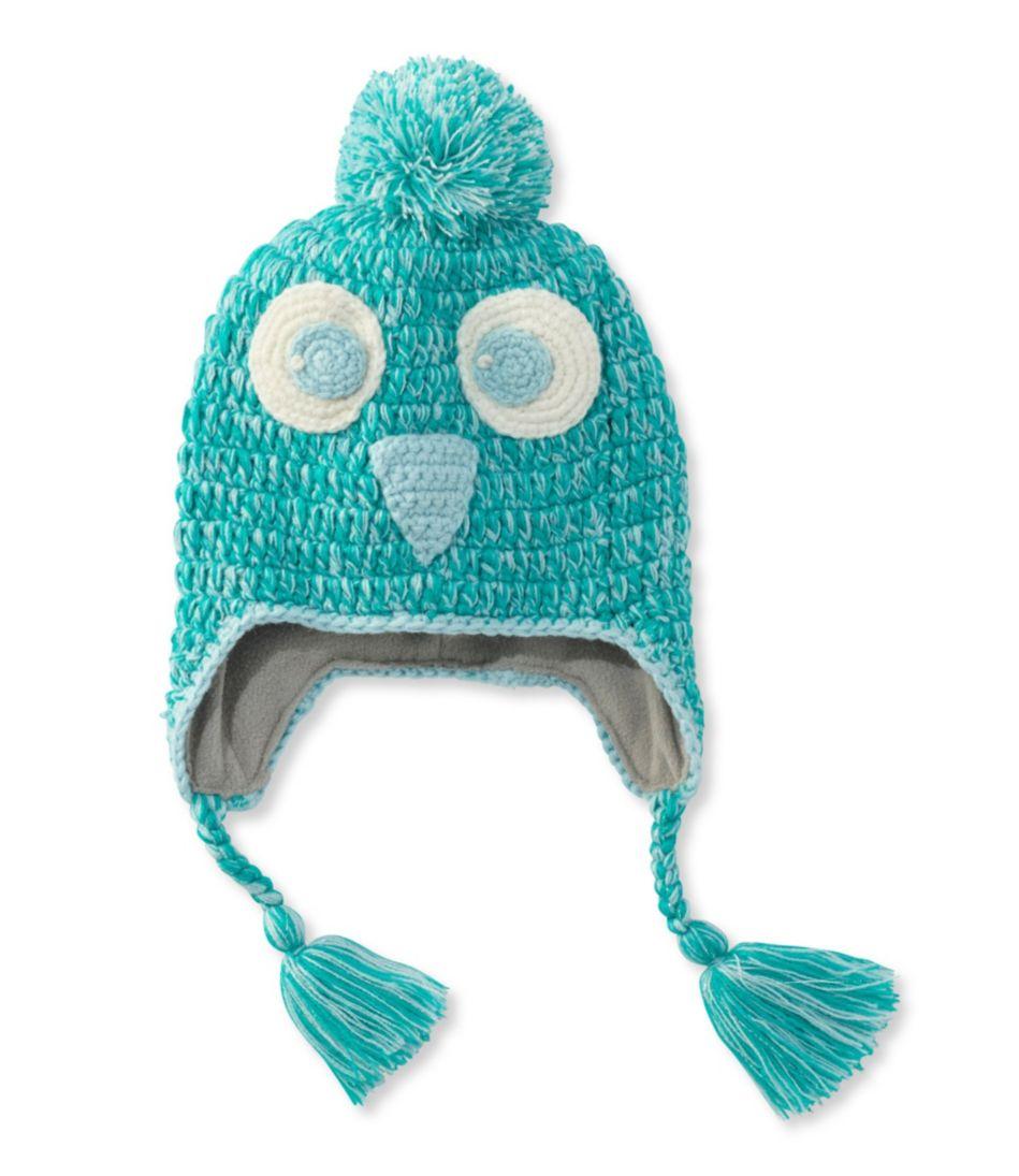 Toddlers' Critter Hat, Bluebird