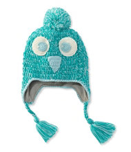 Toddlers' Critter Hat, Bluebird