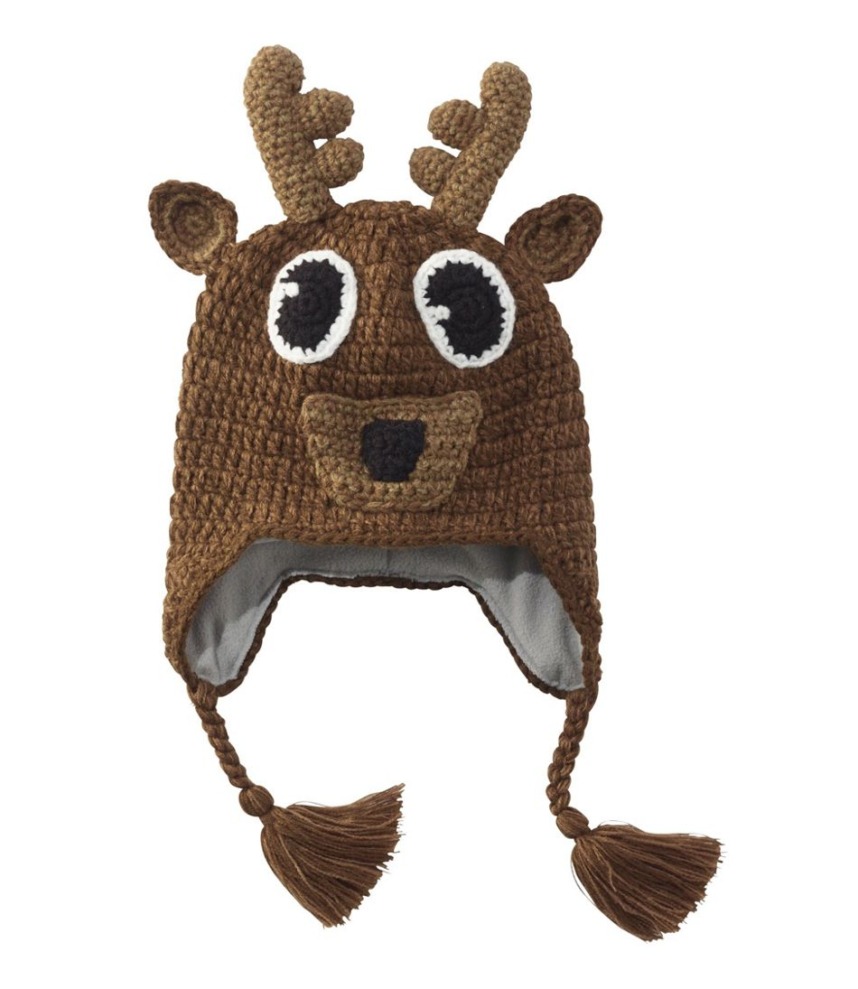 Toddlers' Critter Hat, Moose