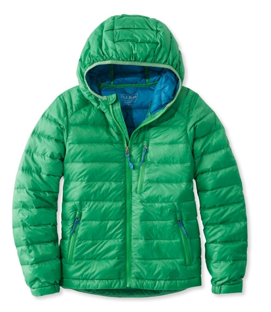 photo: L.L.Bean Boys' Ultralight 650 Down Jacket