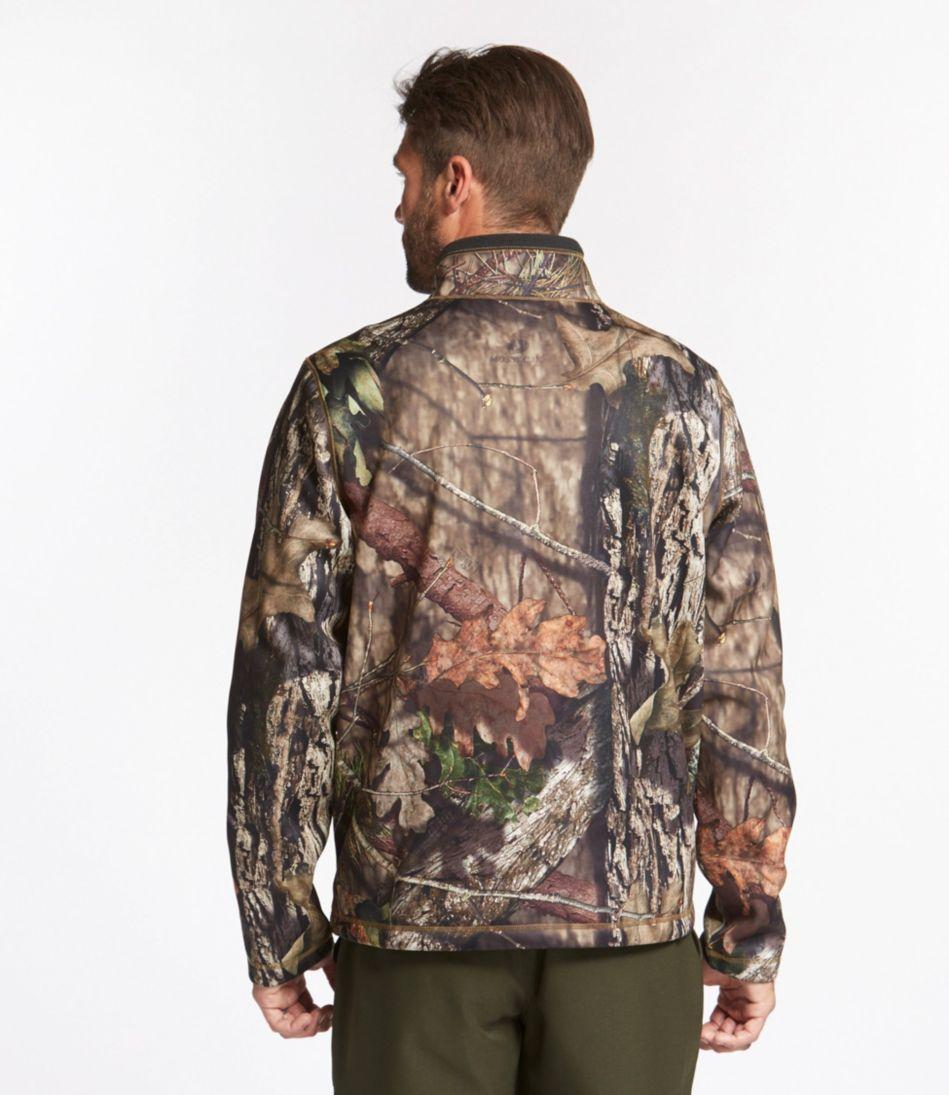 Men's Northwoods Jacket, Camouflage