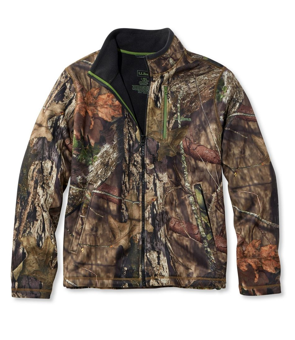 Men's Northwoods Jacket, Camouflage