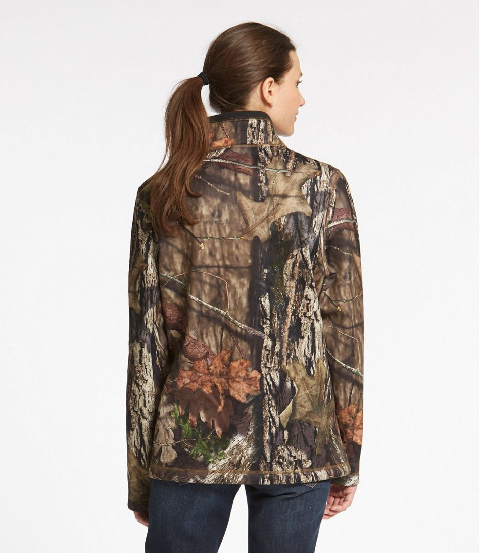 Women's Northwoods Jacket, Camouflage
