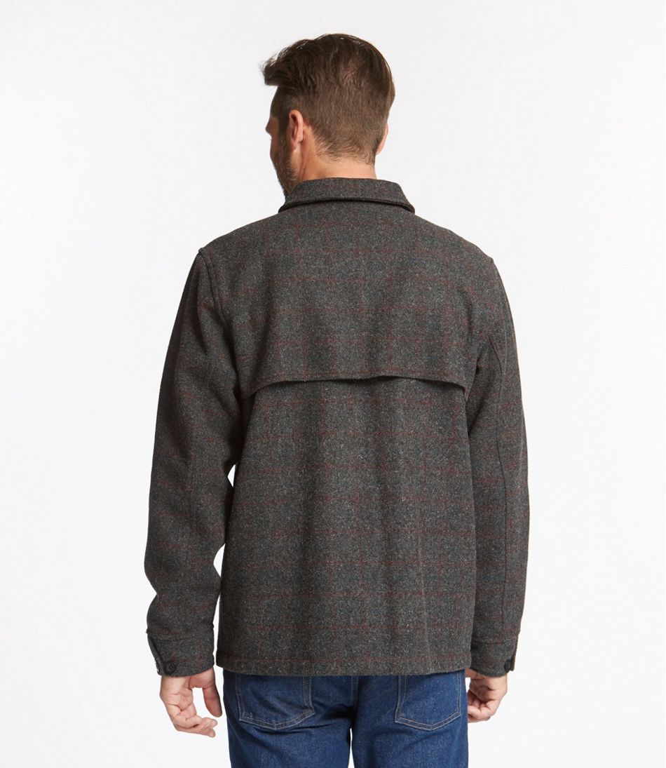 6bb42e09c7c96 Men's Maine Guide Zip-Front Jac-Shirt, Plaid