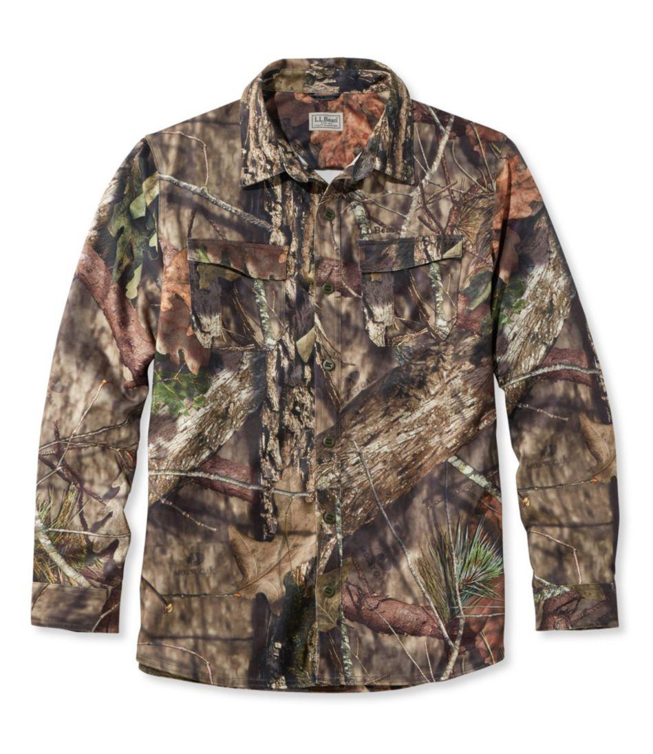 Men's Northweave II Shirt, Camo