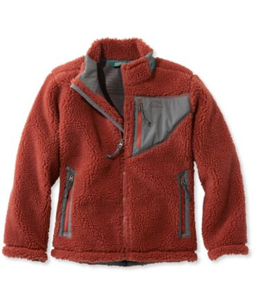 Boys' Mountain Pile Fleece