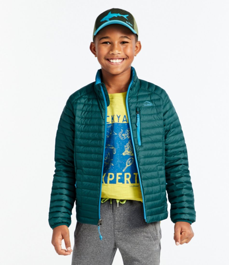 Boys' Ultralight Down Sweater