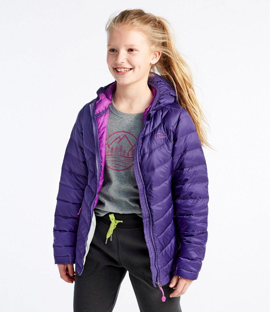 Girls' Ultralight Down Jacket