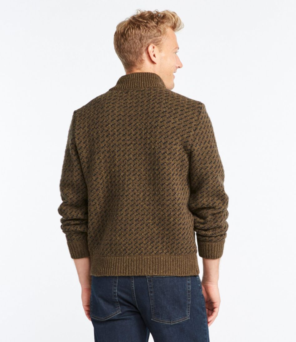 Heritage Sweater, Norwegian Quarter-Zip