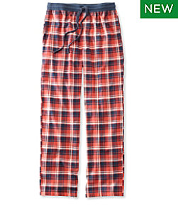 Men's L.L.Bean Flannel Sleep Pants