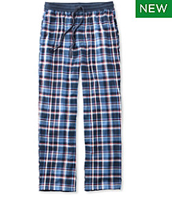L.L.Bean Flannel Sleep Pants
