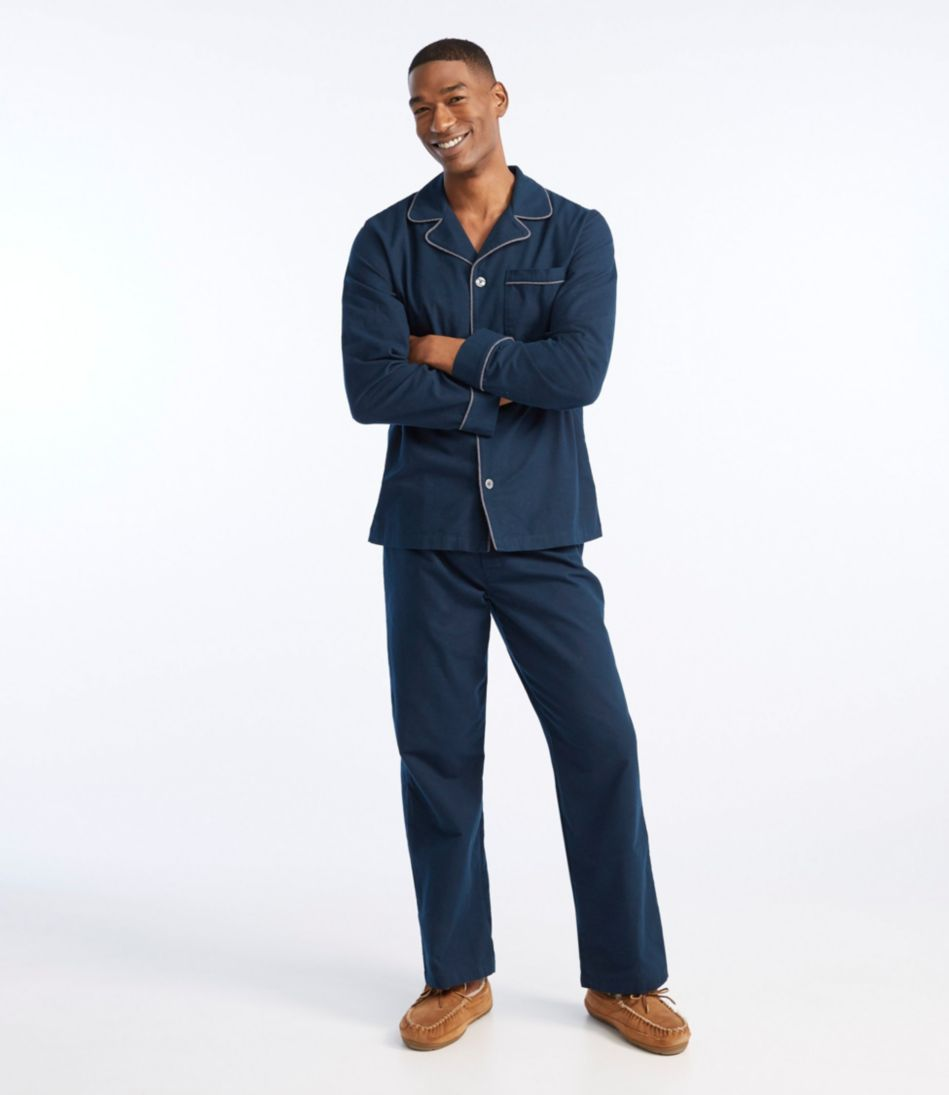 Chamois Cloth Pajamas