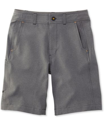 Boys' Land-to-Sea Short, Heather