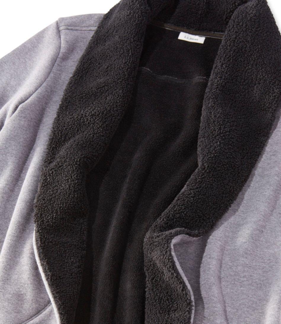 Cozy Fleece Open Cardigan