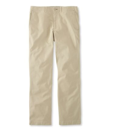 L.L.Bean Stretch Chinos, Standard Fit