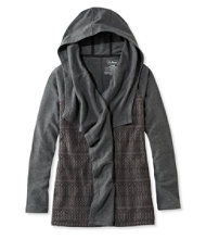 L.L.Bean Cozy Cover-Up, Fair Isle