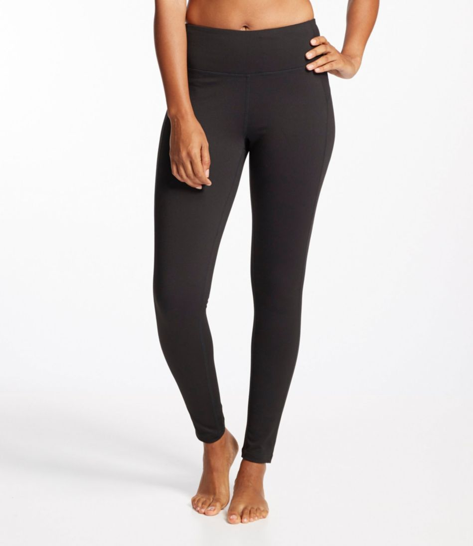 PowerFlow Tights, High-Waisted