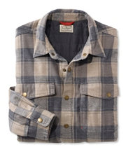 Insulated Performance Flannel Shirt Long-Sleeve Plaid
