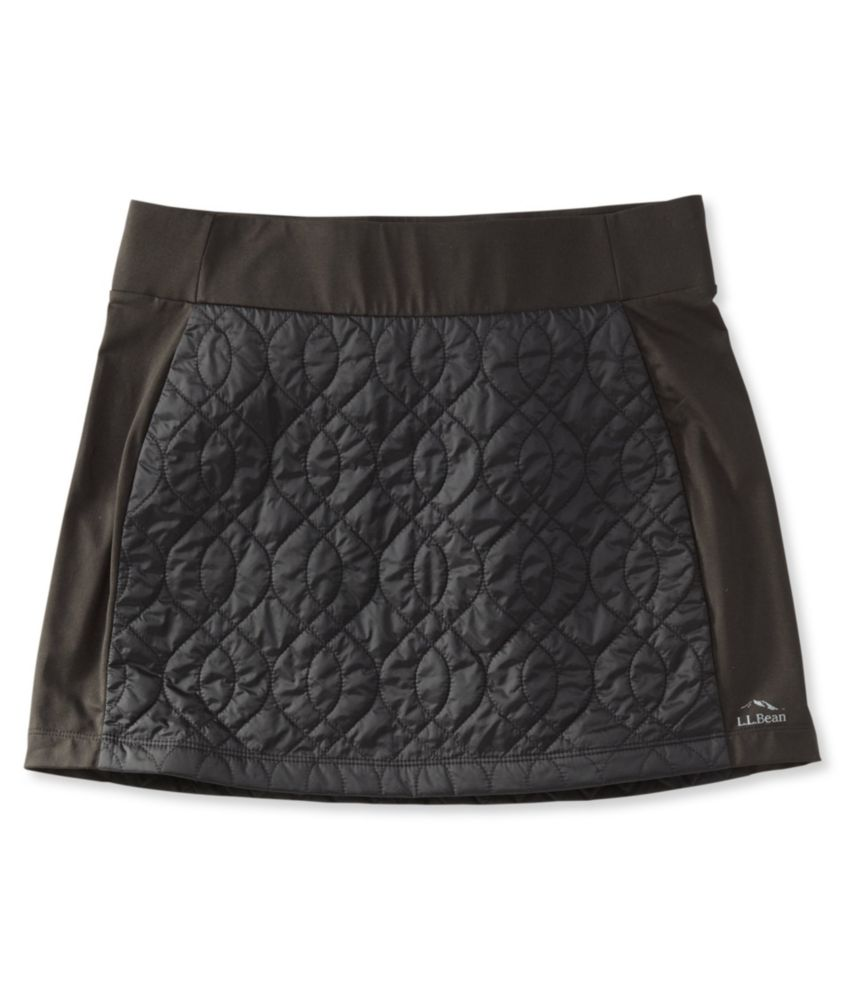 photo: L.L.Bean Snowpath Insulated Skirt