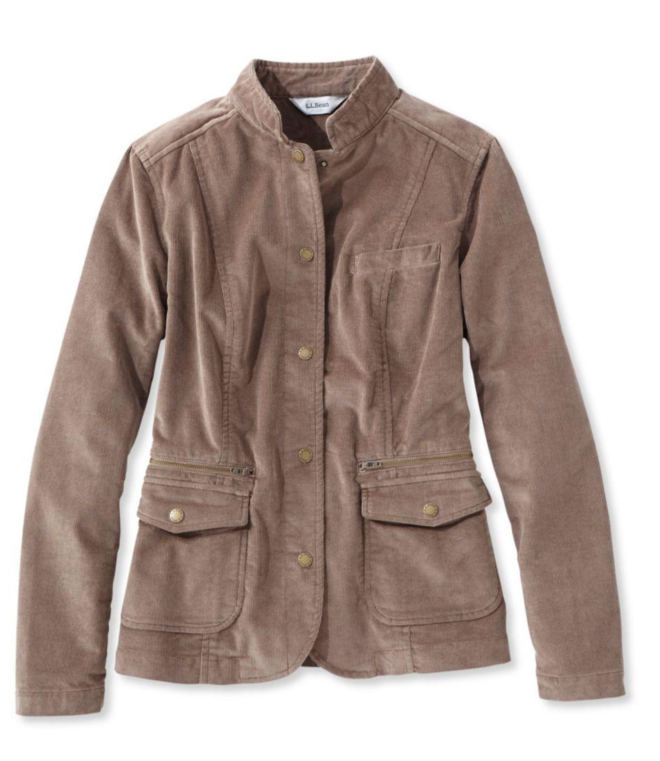 Stonington Jacket, Corduroy