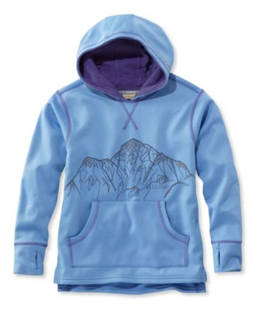 Girls' Multisport Hoodie, Graphic