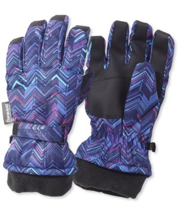 Kids' Cold Buster Waterproof Gloves, Print