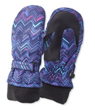 Kids' Cold Buster Waterproof Mittens, Print