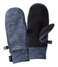 Women's Multisport Power Stretch Mittens, Print