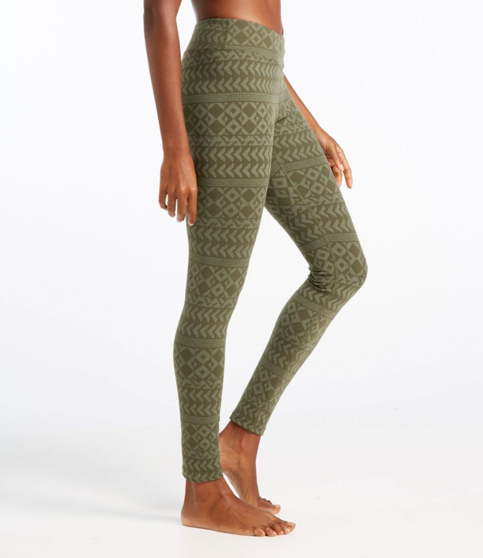 Boundless Performance Tights, Print