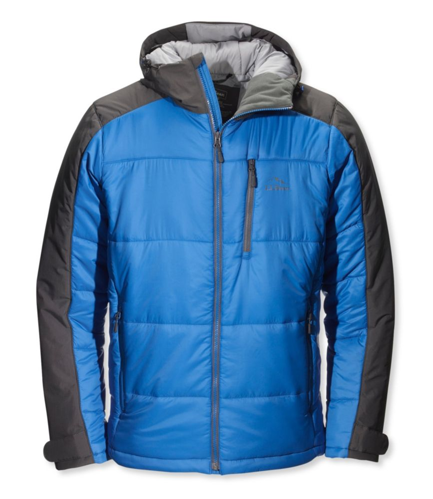 photo: L.L.Bean Men's Heater Hooded Jacket