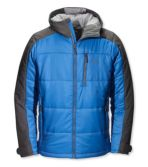 PrimaLoft Heater Hooded Jacket, Colorblock